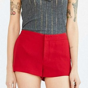 NWT Alice & Urban Outfitters Eilis Tap Shorts